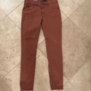 """ADRIANO GOLDSCHMIED """"the legging ankle"""" size 27R"""
